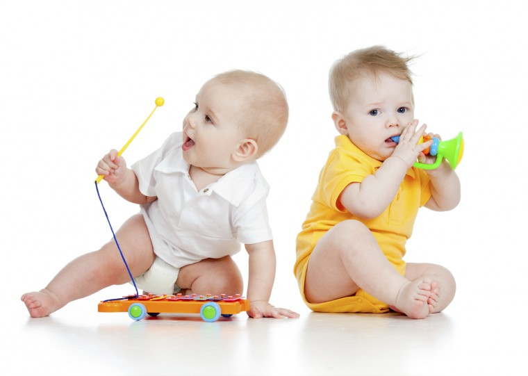 musical-babies