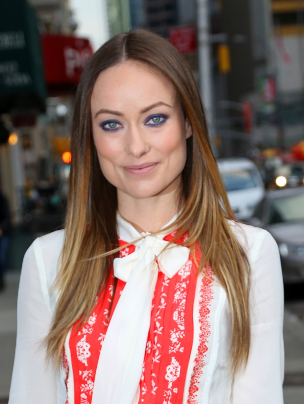 Olivia Wilde - Melted Ombre