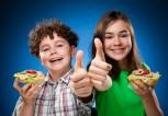 bigstock-Kids-eating-healthy-sandwiches-41747542