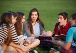 bigstock-Astonished-Student-With-Friend-75212260