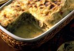 Μανιτάρια ογκρατέν με πατάτες