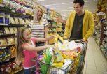 αγορές στο σούπερ μαρκετ