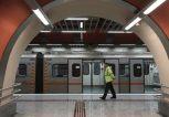 Στάση εργασίας Μετρό