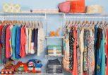 αποθήκευση ρούχων