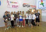 Ελληνόπουλα Παγκόσμια Γυμνασιάδα 2016