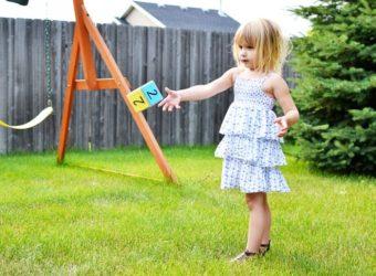 καλοκαιρινά παιχνίδια για παιδιά. 2jpg