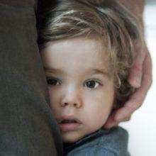 συνεσταλμένο παιδί