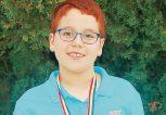 9χρονος Ορέστης Λιγνός