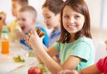 Παιδί και πρωινό γεύμα