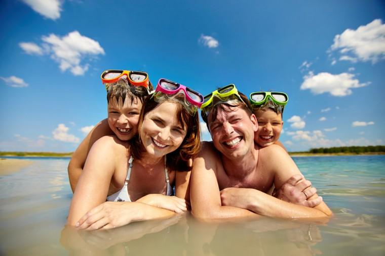 καλοκαιρινές διακοπές με παιδιά