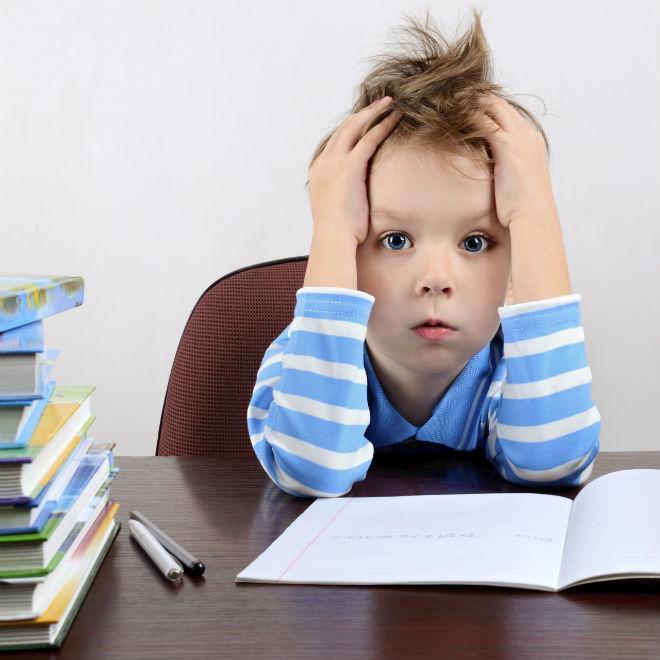 μαθησιακές δυσκολίες και παιδί