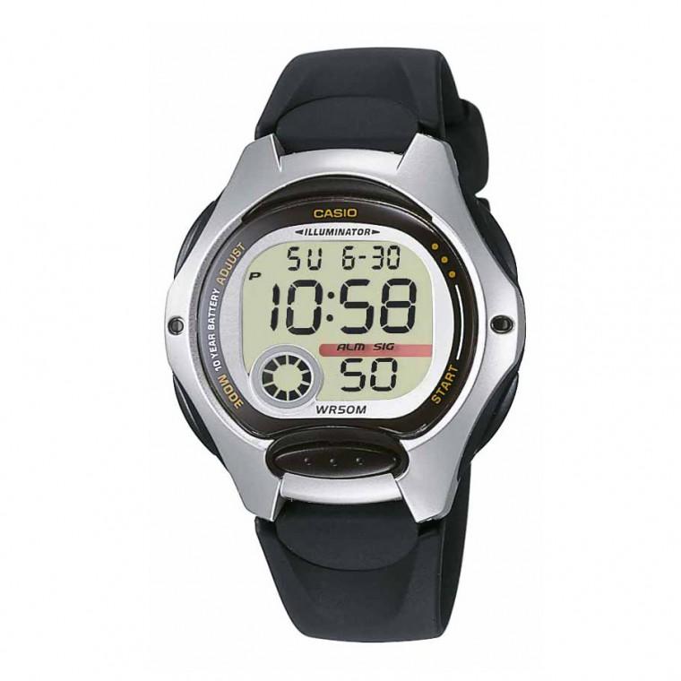 Παιδικό ψηφιακό ρολόι της Casio με ξυπνητήρι και χρονόμετρο