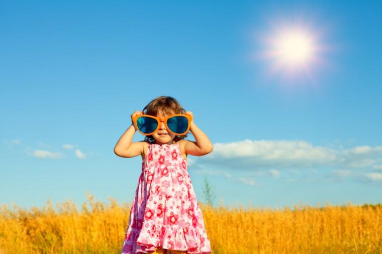 kid-and-sun