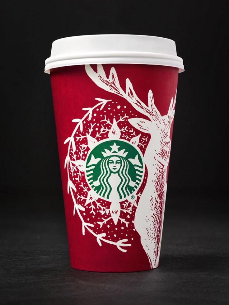 red cup deer