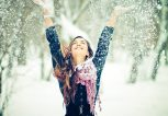 happy-woman-winter