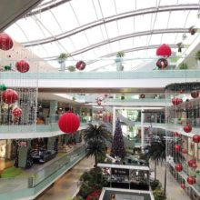 Christmas Metro Mall