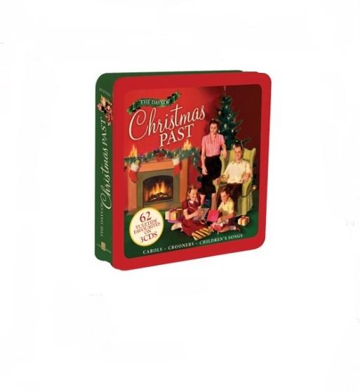 Χριστουγεννιάτικα τραγούδια Days Of Christmas Past (Limited Metalbox Edition) Public