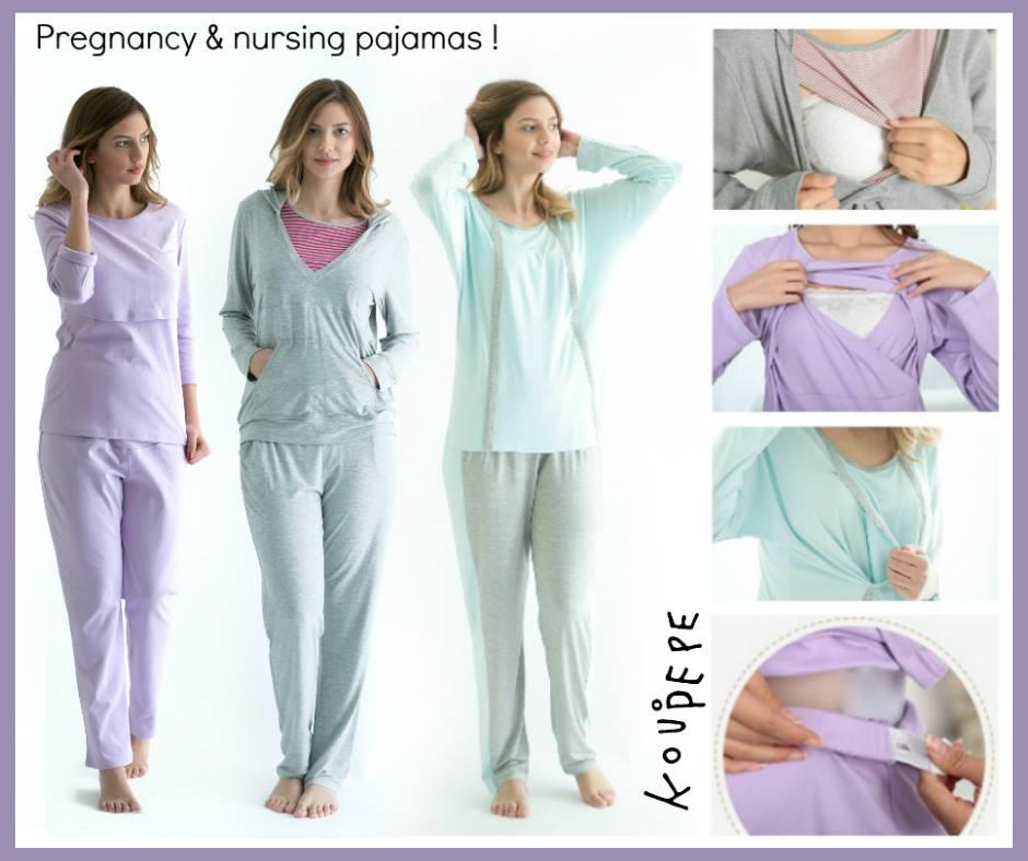 a1bfab02bf2 Κερδίστε ένα σετ πιτζάμες εγκυμοσύνης και θηλασμού προσφορά του ...