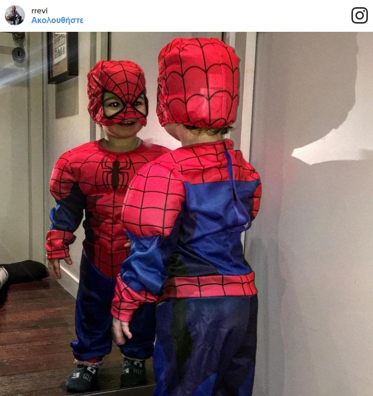 στολή spider-man