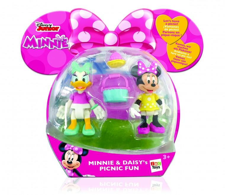 minnie& daisy's picnic fun