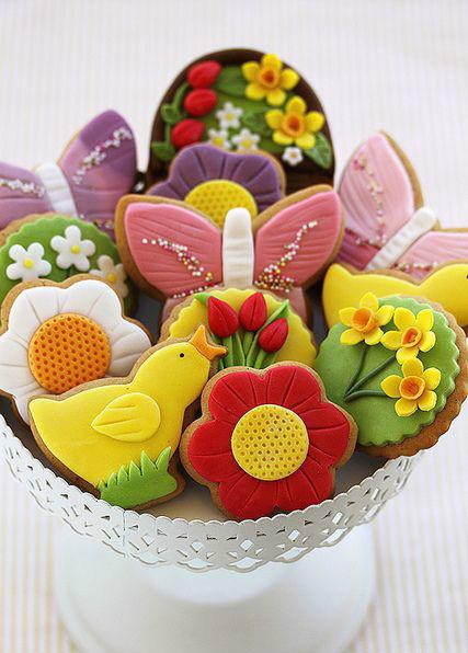 γλυκά για πάσχα