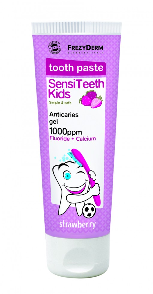 tooth paste frezyderm