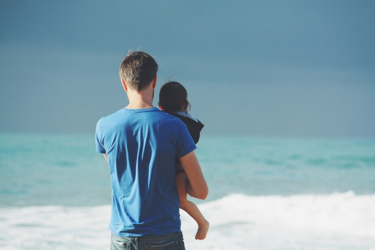 μπαμπάς και κόρη