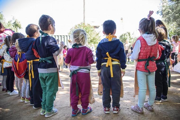 θεατρική παράσταση από παιδιά
