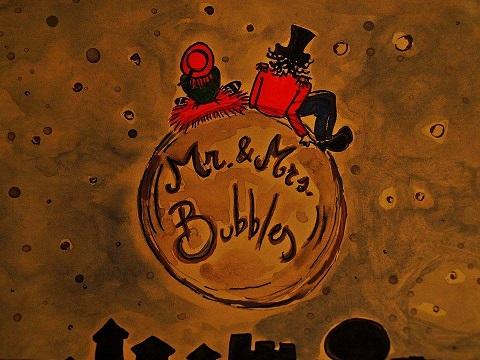 mr & mrs Bubbles