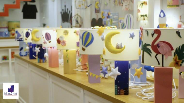 δημιουργίες για το παιδικό δωμάτιο