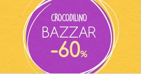 bazaar crocodilino