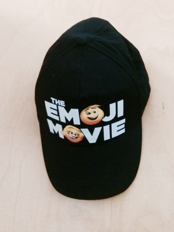 καπέλο emoji