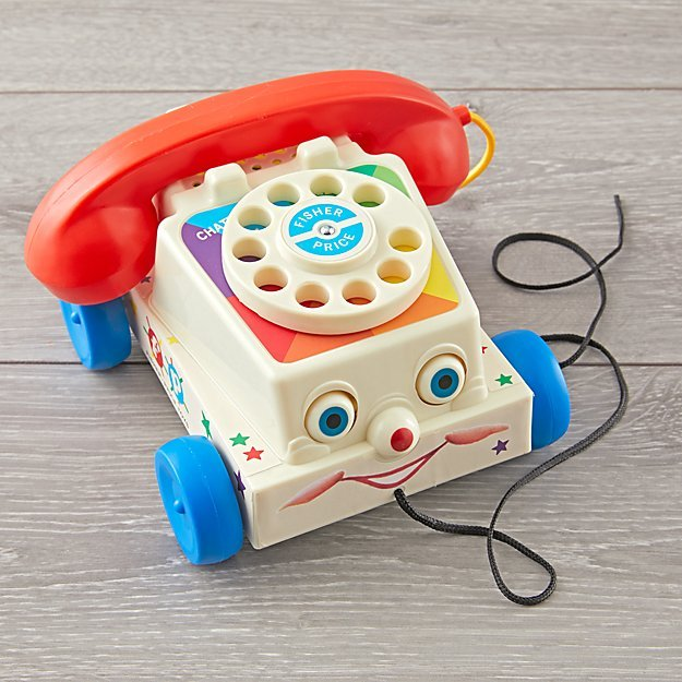 Το τηλεφωνάκι της Fisher-Price