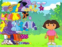 Dora η Εξερευνήτρια