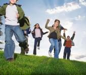 Πόσο γυμνάζονται τα παιδιά μας