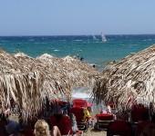Παιχνίδι και κολύμπι στο Καράβι