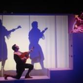 O Ερωτόκριτος στο θέατρο Προσκήνιο