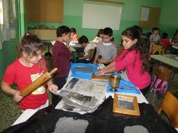 Εκπαιδευτικό πρόγραμμα για την ανακύκλωση στο Κέντρο Μελέτης Νεώτερης Κεραμεικής (5/6)