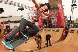 Vodafone CU 7ply project skateboard art and culture στην Τεχνόπολη (4-5/6)