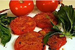 Ντομάτες τηγανητές πανέ