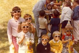 Απαραίτητα τα γυαλιά ηλίου για τα μάτια των παιδιών