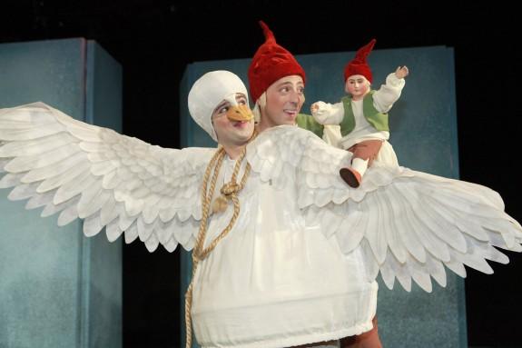 Κερδίστε 3 διπλές προσκλήσεις για την παράσταση Το θαυμαστό ταξίδι του Νιλς Χόλγκερσον στις 2/9 στο Κηποθέατρο Παπάγου