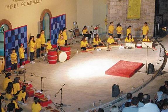 """Συναυλία της """"Ορχήστρας των Ανέμων"""" στο Κηποθέατρο Νίκαιας (21/9)"""