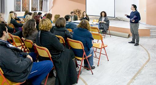 Σχολές Γονέων στο Ίλιον Αττικής