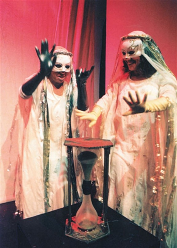 Κερδίστε 5 διπλές προσκλήσεις για την παιδική παράσταση «Ο Χρόνος είναι ένα παιδί που παίζει» στο Θέατρο της Ημέρας! (23/10)