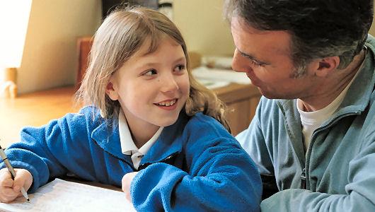 """""""Οργάνωση της σχολικής μελέτης στην οικογένεια"""" στη Βορέειο Βιβλιοθήκη (11/11)"""