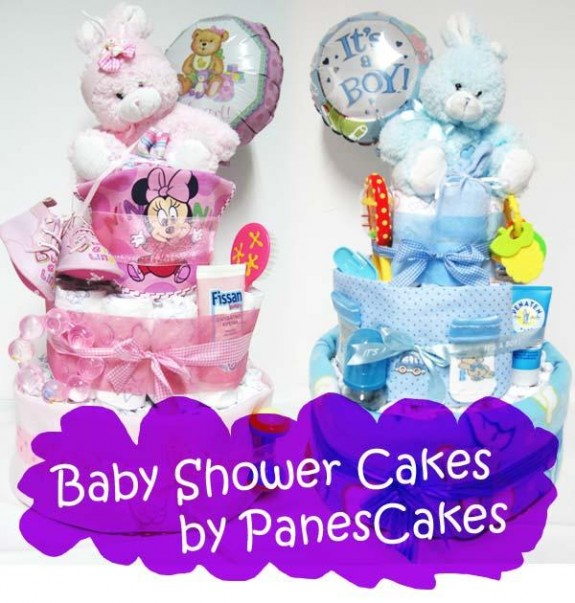 9f25a52091f Panes Cakes: Ένα πρωτότυπο δώρο για νεογέννητα | InfoKids