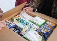Οι Γιατροί του Κόσμου ζητούν βασικά τρόφιμα για οικογενειακά πακέτα