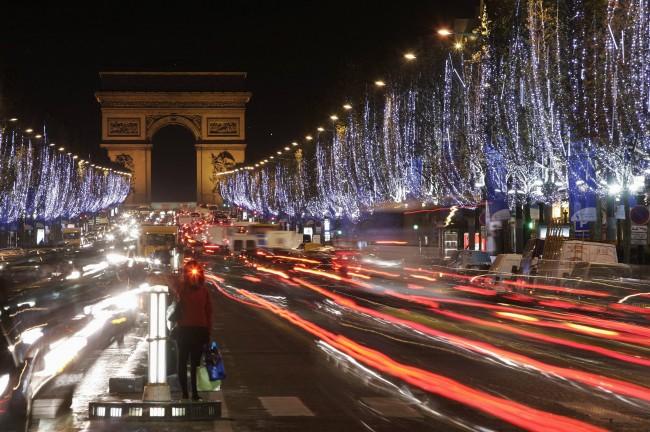 Ονειρεμένες γιορτές στο Παρίσι