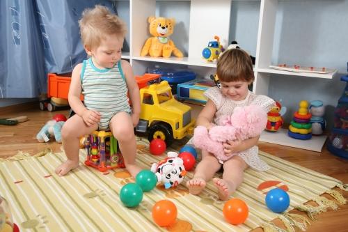 Διαλέξτε τα κατάλληλα παιχνίδια για τα παιδιά